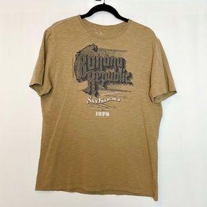 Banana Republic Graphic Tee Short Sleeves T Shirt